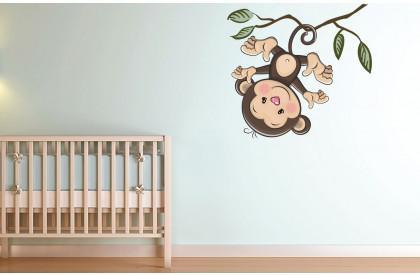 Muurstickers Slaapkamer Kind : Muursticker baby kids de fabriek muurstickers